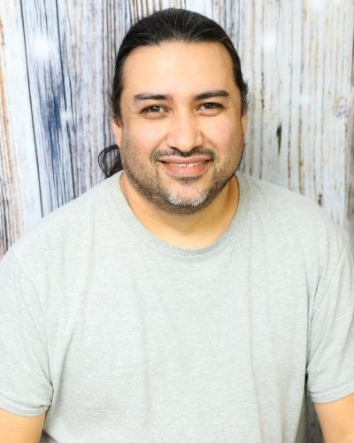 Alex Martinez 2019 headshot therapist